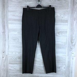 Hugo Regular Fit Business Stripe Trousers